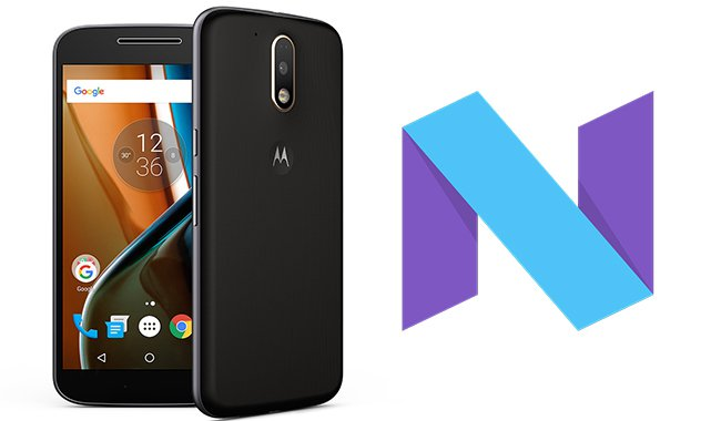 How To Install Android 7.1 Nougat in Moto G4 & G4 Plus using CM 14.1 [Update]