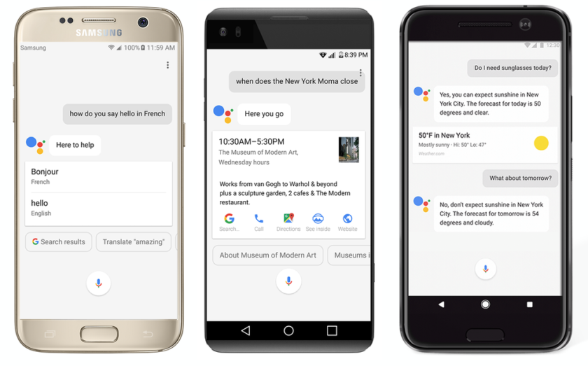 Google Assistant Rolling for every android