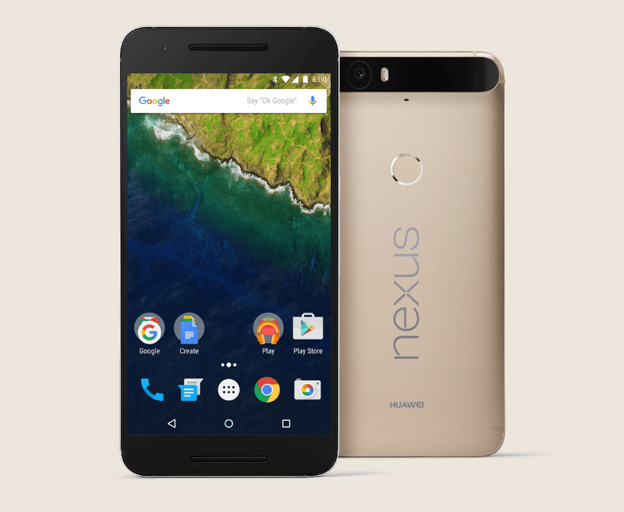 Download and Install Android 7.1.2 Nougat Beta for Nexus 6P NPG05F [OTA and Factory Image]