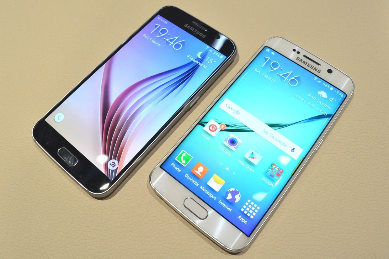 Download and Install Official Nougat OTA firmware for Galaxy S6 and S6 Edge G920AUCU5EQA8 and G925AUCU5EQA8