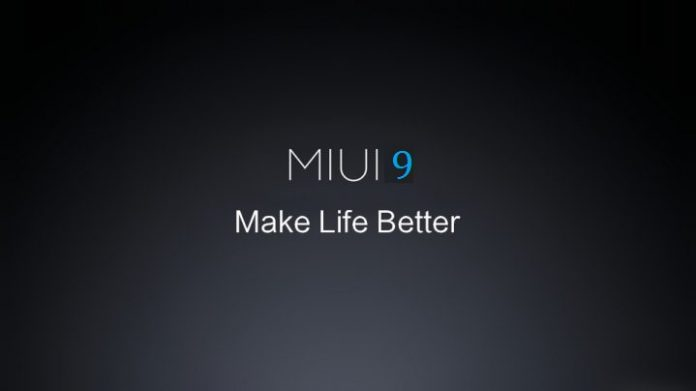 Miui 9 Eligible Device and Release Date