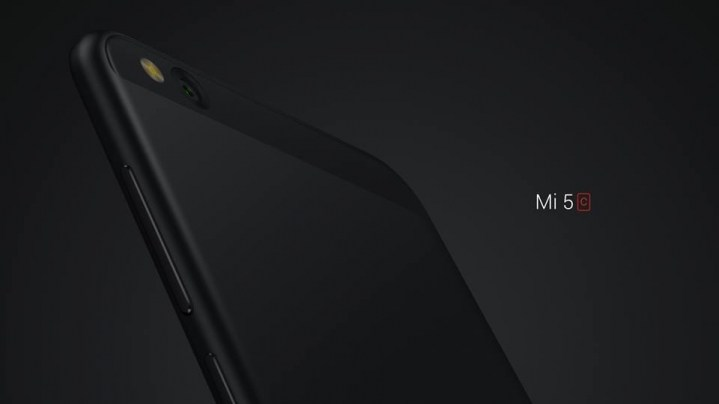 Download Full HD Xiaomi Mi 5c Stock Wallpaper
