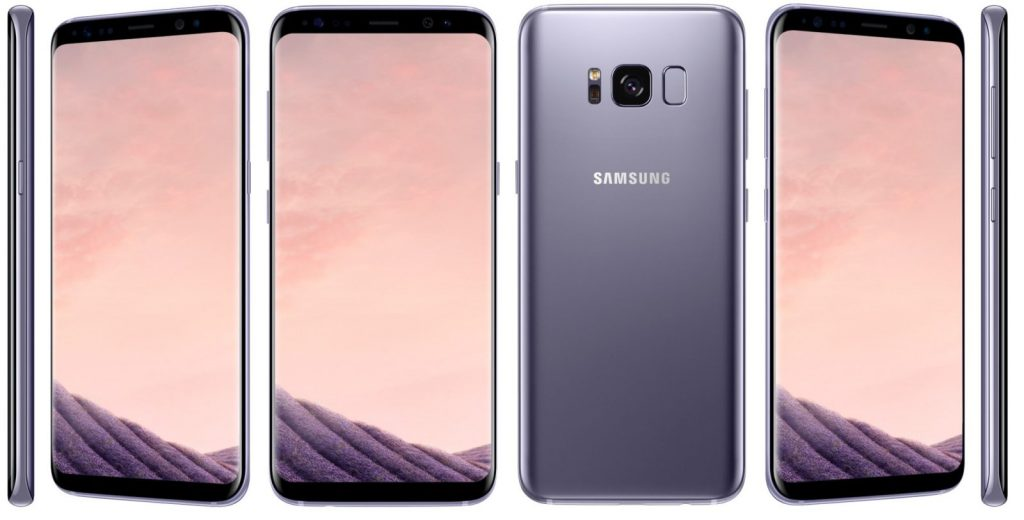 Pre-Order Galaxy S8 and S8 Plus