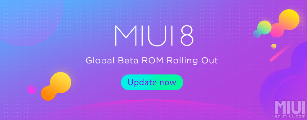 MIUI 8 Global Beta ROM 7.3.23 Released: Full Changelog and new Features (Download and Install)