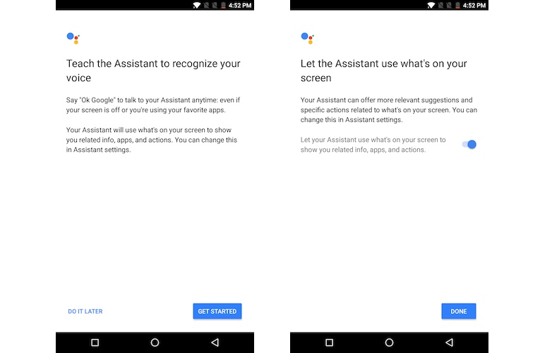 Google Assistant started Rolling out in OnePlus 3 via OTA (Download)