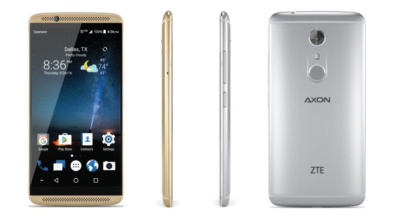 ZTE Axon 7 gets Android 7.1.1 Nougat OTA update ( Download and Install )