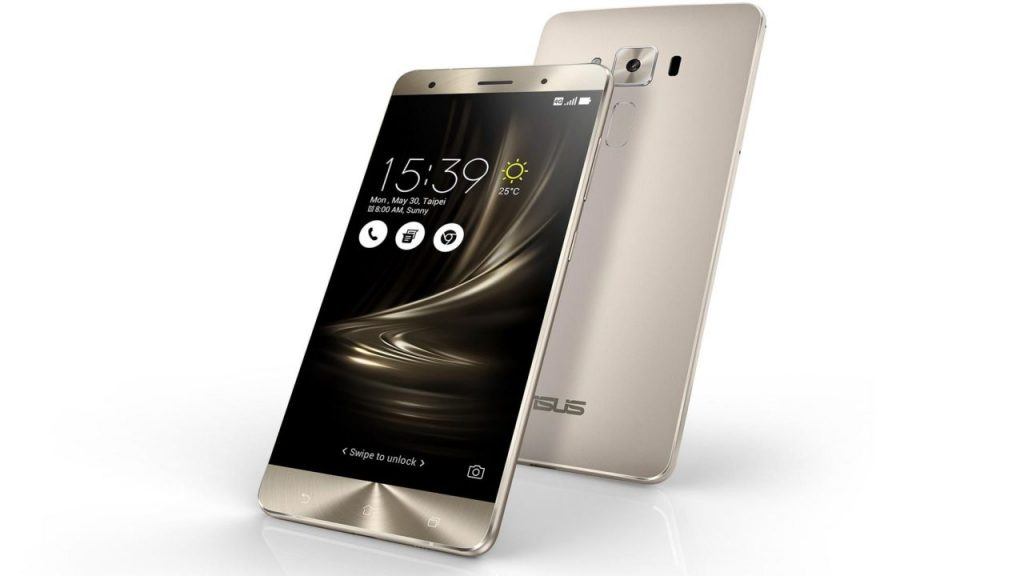 Official Android Nougat for Asus Zenfone 3 Deluxe