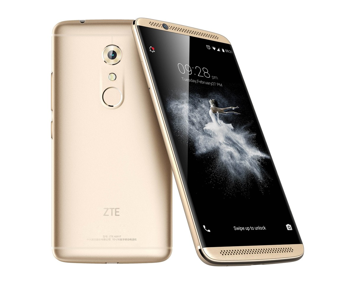 Download and Install ZTE Axon 7 Android 7.1 Nougat Update (MiFavor 4.2)(B13) (China)