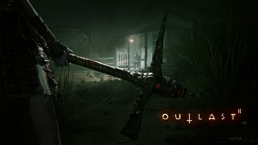 Download Outlast 2 Full PC Game Codex- Skidrow and Reloaded Game (Torrent)