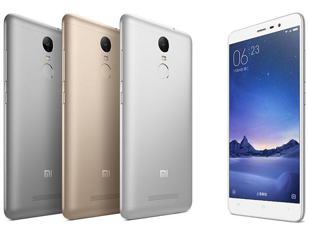 MIUI 8.5.1.0 Global Stable ROM for Redmi Note 3