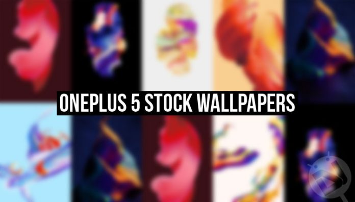 Download Official OnePlus 5 Stock Wallpaper (Full HD)
