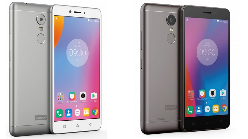 Android 7.0 Nougat Firmware on Lenovo K6 Power