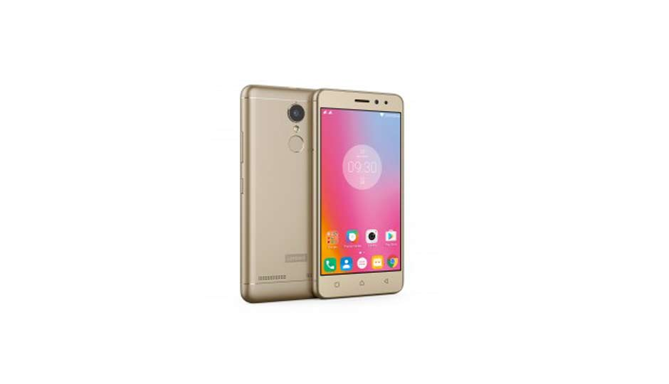 Update Android Oreo 8.0 on Lenovo K6 Power