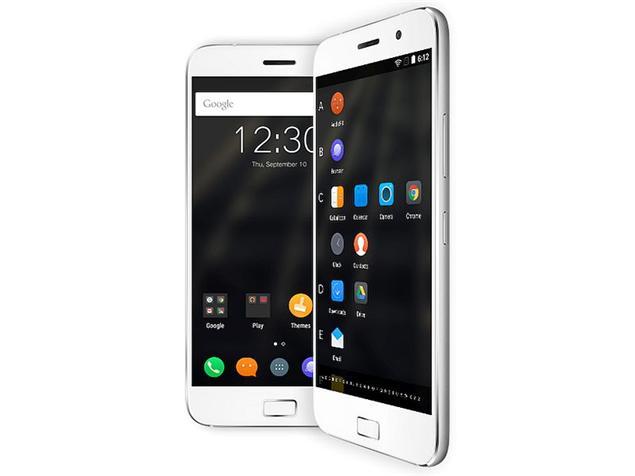 Android Oreo 8.0 on Lenovo ZUK Z1