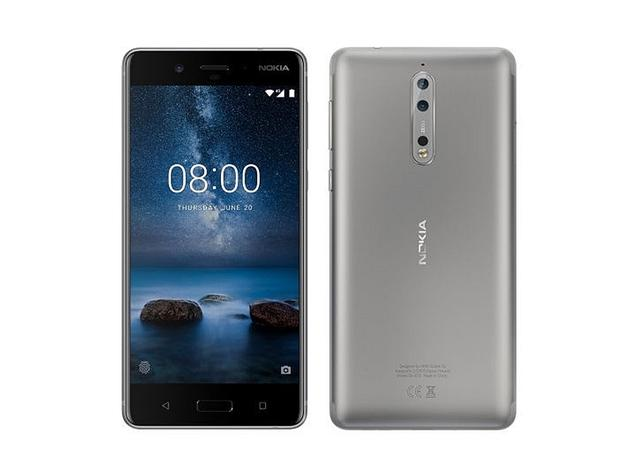 Install Official Android Oreo 8.0 on Nokia 8