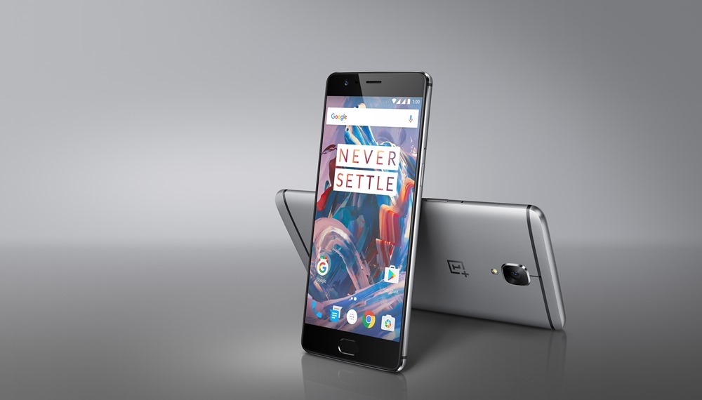 OxygenOS 5.0 for OnePlus 3 and OnePlus 3T