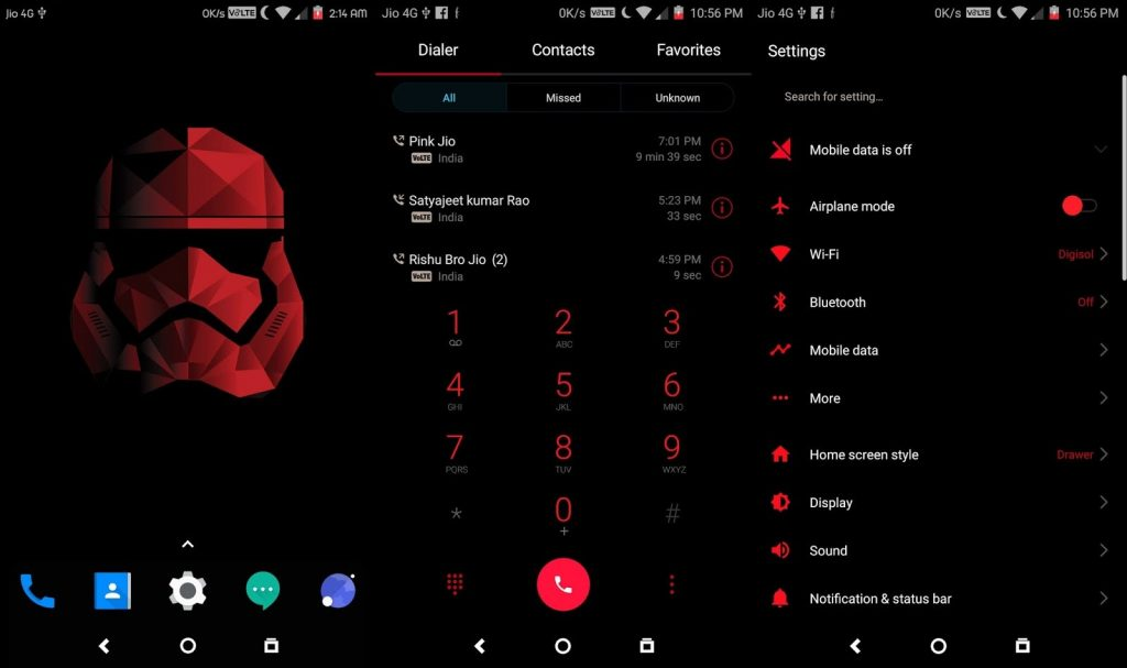 OnePlus 5T Star Wars Theme for EMUI 5 and 4.X Devices