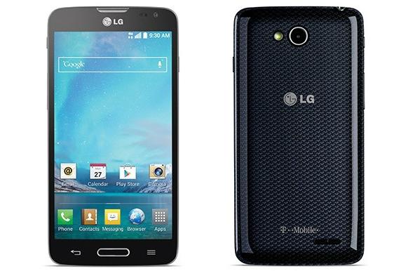 Install Android Oreo on LG Optimus L90