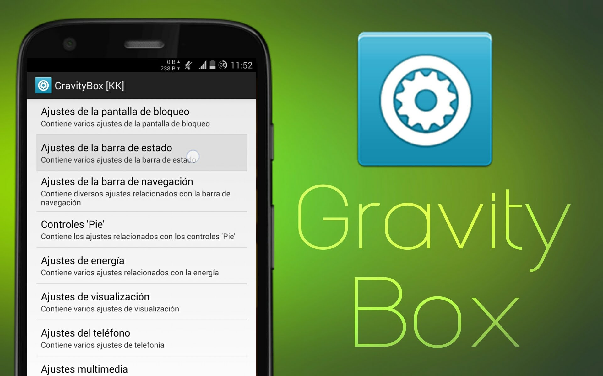 Download and Install GravityBox 8.0 Beta 1 for Android Oreo (Xposed Module)